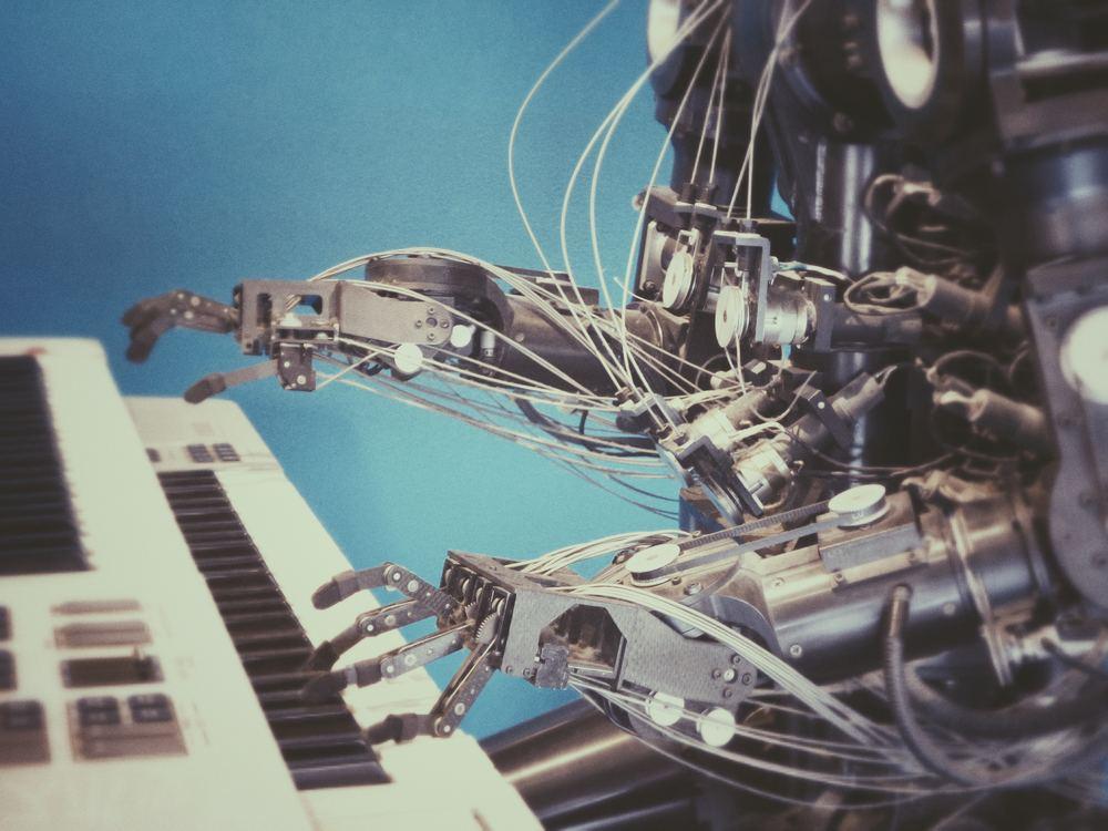 Roboter og automatisering tar over