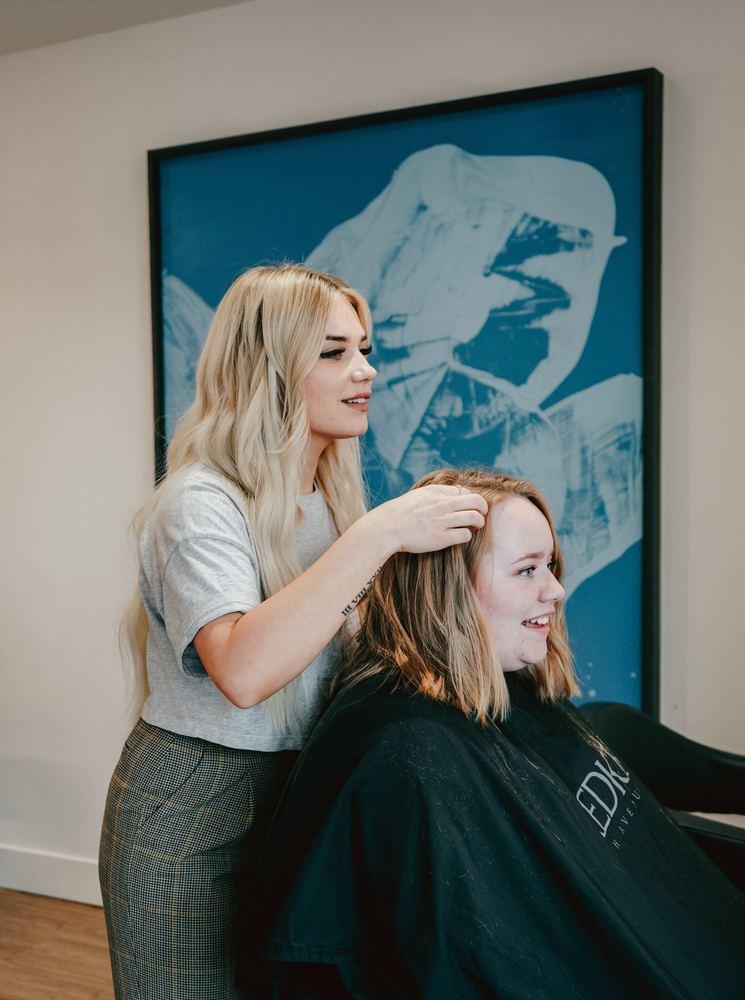 Serviceminded frisør i Tromsø