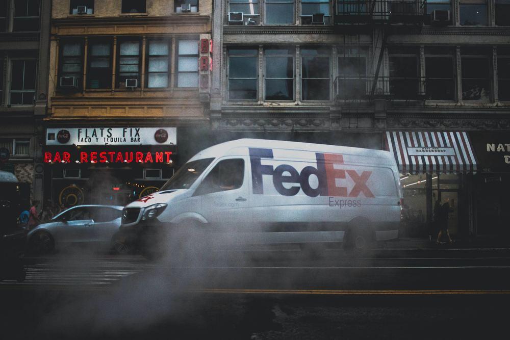 Flere fraktalternativer med FedEx