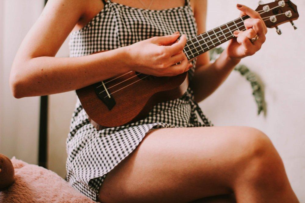 Skap musikk med din ukulele
