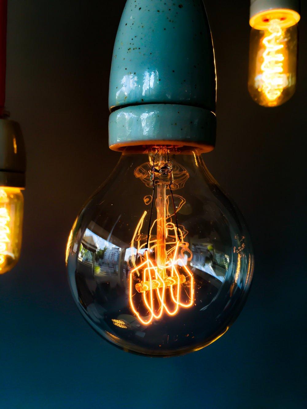 Sett stemningen med lamper og lyspærer